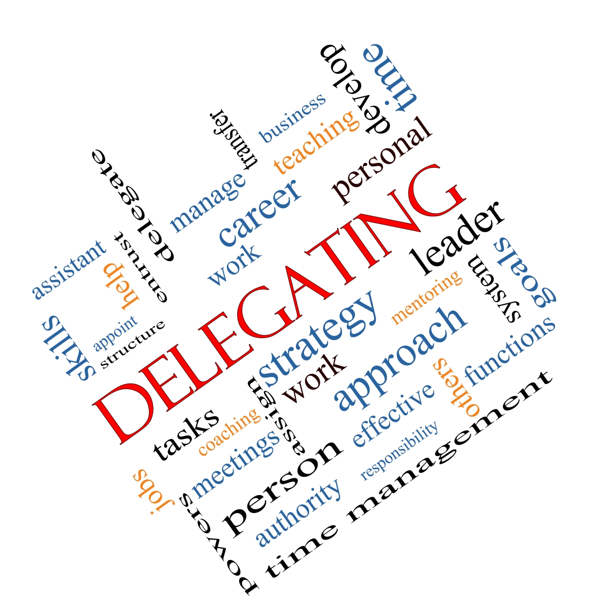 delegate with clarity by following these simple steps