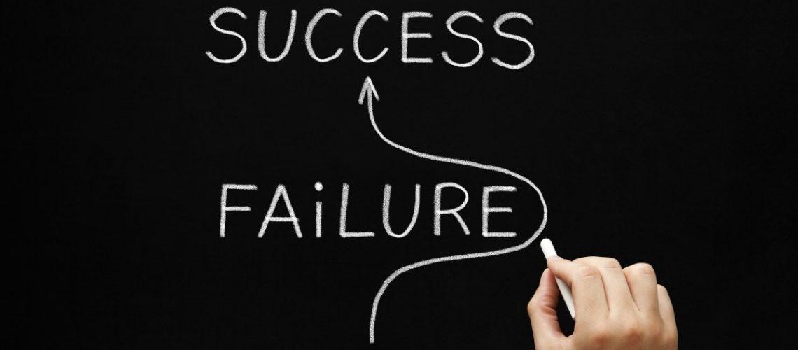 top 5 reasons business change fails